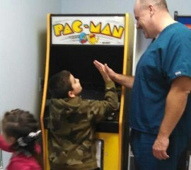 We provide a fun environment for your child